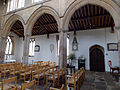 32 Aslackby St James, interior - South Aisle from Nave.jpg