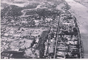 34. Quang Tri Citadel and City looking South Fall 1967.jpg