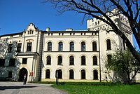 350 z 17.05.1947, A-48886 z 26.02.1987 Stary Zamek Żywiec MM.JPG
