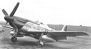 William T. Whisner Jr. - Whisner's P-51