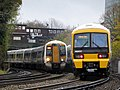375815 to Victoria 1P18 and 466037 to Orpington 2M28 (15169849043).jpg
