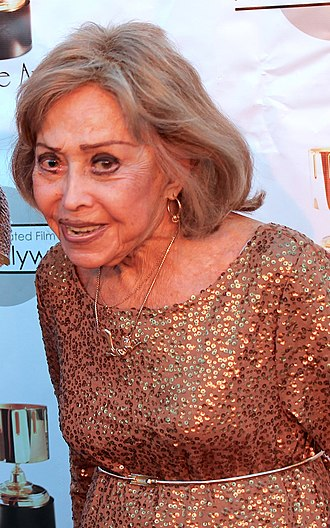 June Foray - Foray at the 2014 Annie Awards