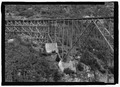 600mm view of north abutment - White Pass and Yukon Railroad, Cantilever Bridge, Skagway, Skagway-Hoonah-Angoon Census Area, AK HAER AK-39-3.tif