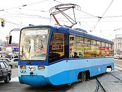 71-619K-01 (KTM-19) (at number 1401) in Kazan.jpg