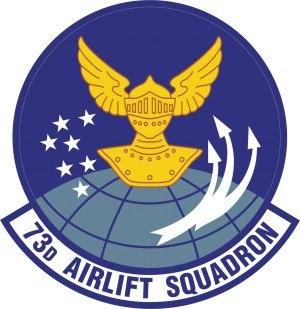 73d Airlift Squadron - Image: 73d Airlift Squadron