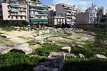 7642 - Piraeus Arch. Museum, Athens - Greek theatre - Photo by Giovanni Dall'Orto, Nov 14 2009.jpg