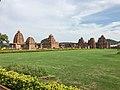 7th - 9th century Hindu and Jain temples, Pattadakal monuments Karnataka 2.jpg