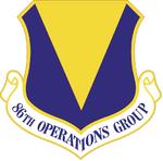 86 Operations Gp emblem.png