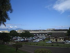Tahiti International Airport, Faaa