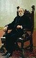 A.B. Nentsel by I. Repin (1908, Khabarovsk).jpg