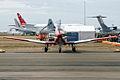 A23-051 Pilatus PC-9A RAAF Roulettes Aerobatic Team (8543252937).jpg