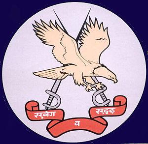 Gandhinagar Airport - Image: AAC insignia