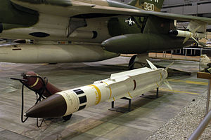 AGM-78 Standard ARM - Image: AGM 78 at USAF Museum 2009