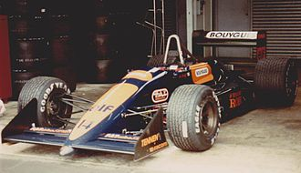 Formula One sponsorship liveries - Image: AGS JH23 Formula 1 Car