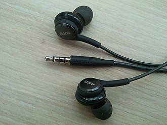 AKG (company) - AKG Samsung bundle earphone