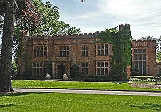 National Register of Historic Places listings in Morris County, New Jersey - Image: ALNWICK HALL, MORRIS TOWNSHIP, MORRIS COUNTY