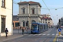 Strada urbana di Padova