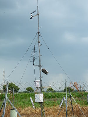 Automatic weather station - AWS