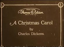 A Christmas Carol Scrooge Quotes.A Christmas Carol 1910 Film Wikipedia