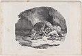 A Horse Being Eaten by a Lion MET DP874609.jpg