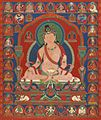 A Rare and Important Thangka Depicting Mahasiddha Avadhutipa - ca 1600 Sotheby's.jpg