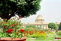 A magnificent colourful environment at Rashtrapati Bhawan in New Delhi on March 14, 2005.jpg