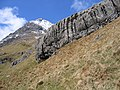 A view from the Pyg track towards Crib Goch - geograph.org.uk - 772351.jpg