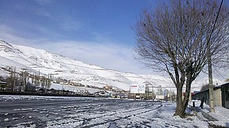 Abali - Image: Ab'ali ski resort inside 4