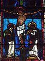 Abbatiale Saint-Pierre d'Orbais-l'Abbaye (51) Verrière de la Rédemption2.jpg