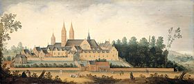 Image illustrative de l'article Abbaye d'Egmond