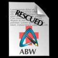 AbiWord Saved.png