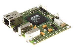 ETRAX CRIS - Image: Acmesystems foxboard 4 16