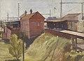 Ada May Plante - Glenferrie Railway Station.jpg