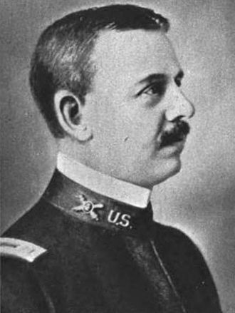Adelbert Cronkhite - Cronkhite as depicted in the October 1918 edition of Munsey's Magazine.