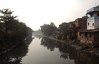 Adi Ganga - Adi Ganga, today