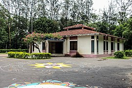 Administrative building, Institute of Forestry and Environmental Sciences (05).jpg