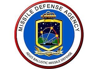 United States national missile defense - Aegis Ballistic Missile Defense System logo