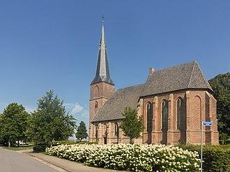 Aerdt - Aerdt, reformed church