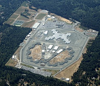 Pelican Bay State Prison - Image: Aerial shot of Pelican Bay State Prison, taken 27 July 2009
