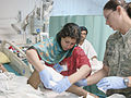Afghan medics at the Craig Joint Theater Hospital, Bagram -b.jpg