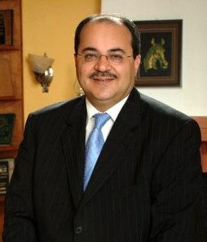 Ahmad Tibi - Image: Ahmad Tibi