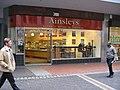 Ainsley's Bakers - Bond Street - geograph.org.uk - 1576088.jpg