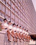 Air Hostess Uniform 1959 Summer 006 (9626678556).jpg
