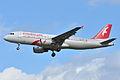 Airbus A320-200 Air Arabia Maroc (MAC) CN-NMF - MSN 4539 (10223153743).jpg
