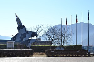 Airport and museum G. Caproni.JPG