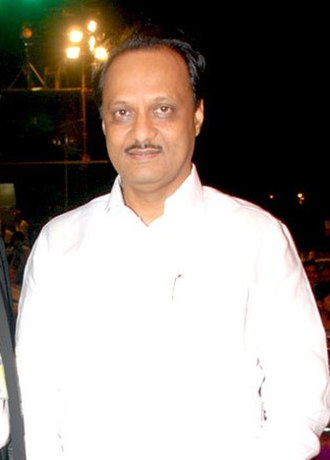 2014 Maharashtra Legislative Assembly election - Image: Ajit Pawar