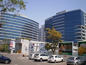 Pitango - Image: Akershtein Towers