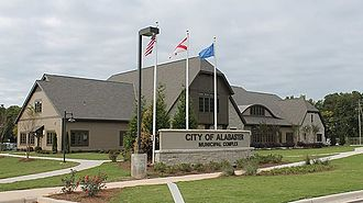 Alabaster, Alabama - Alabaster City Hall