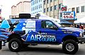 Alaska Air National Guard Truck in Fairbanks Alaska.JPG