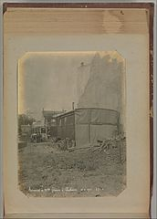 Album of Paris Crime Scenes - Attributed to Alphonse Bertillon. DP263772.jpg